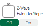 Zwave-repeater