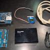 Arduino - Dörrlås / nyckelskåp till Vera