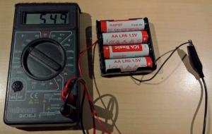 Batteripackskoll