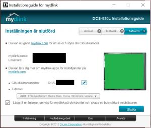 MyDlink-KLART