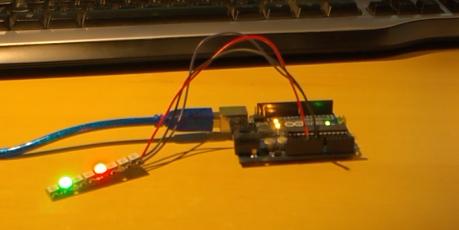 ArduinoOchNeoPixel