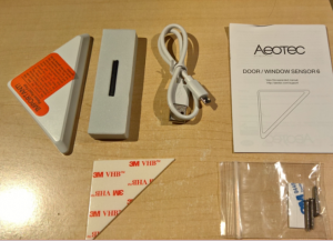 Aeotech och allt som finns i lådan