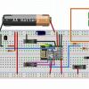 Resultat av ESP8266 projektet.