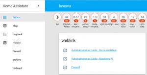 Med Weblinks i vera kan jag nu enkelt komma åt automatiserar.se