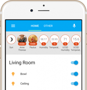 test av home assistant
