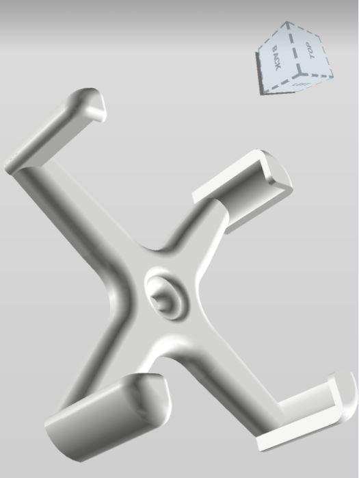 Min egna design på Xiaomi Aqara hållaren.
