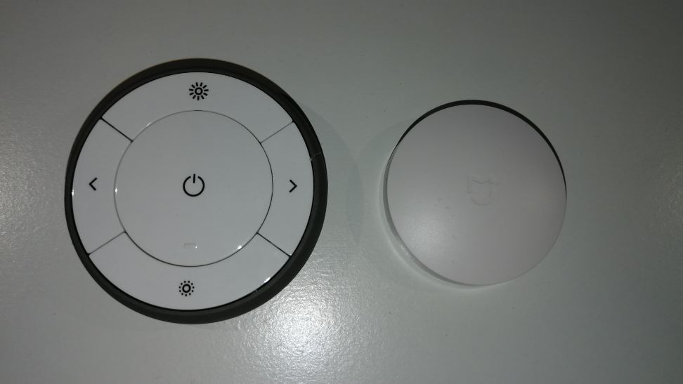 Skillnaden mellan Xiaomi Mijia & Trådfri knappen