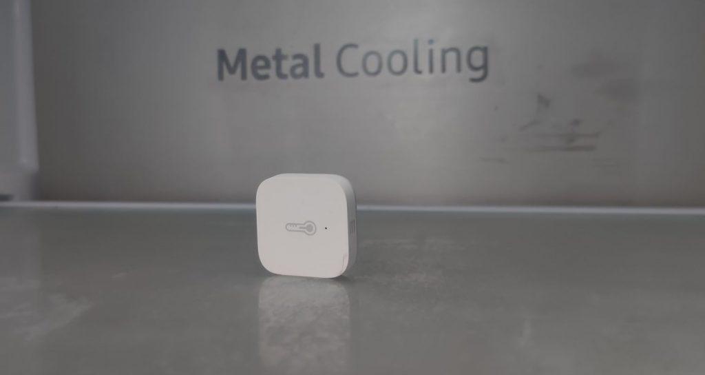 Xiaomi Aqara i frysen